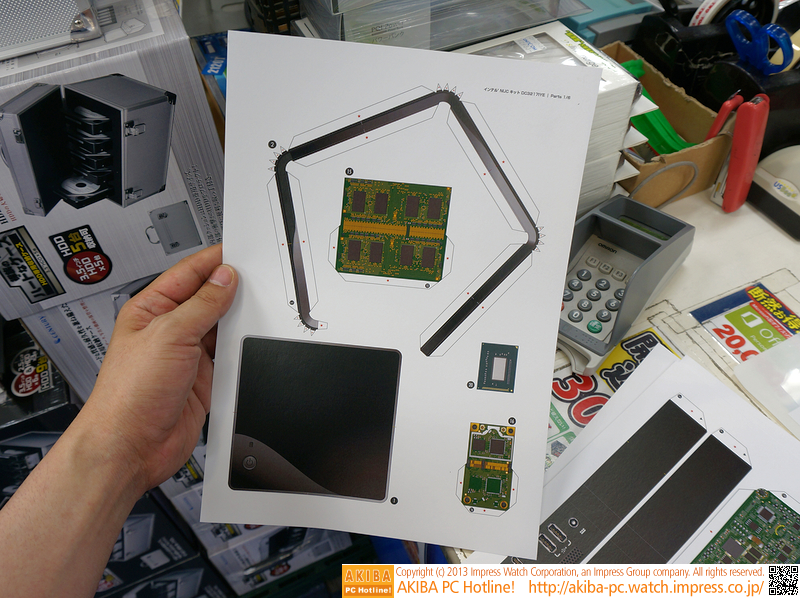 CPUと無線LANカード
