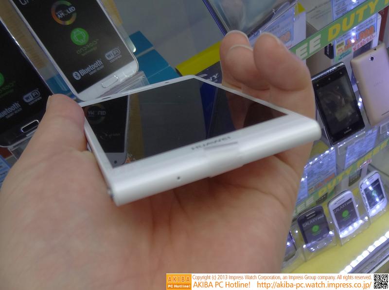 左はiPhone 5