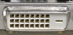 DVIは伝統的なPC向けのデジタル出力端子