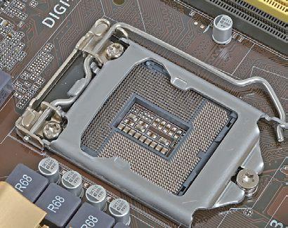 """【LGA1150】(これが主流)<br class="""""""">Intelの現行の主力ソケット。第4世代Coreシリーズ、および同世代の下位ブランドであるPentium、Celeronに対応する。先代のLGA1155と互換性はない"""