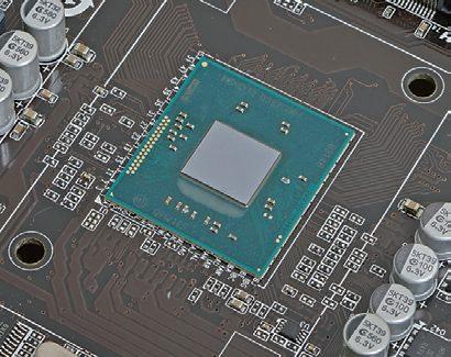 """【CPUオンボード】<br class="""""""">CPUをオンボードで搭載したマザーボードもある。主に途上国をターゲットにした低価格CPUや特殊用途向けの製品はこのような形で提供される"""