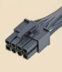 """【ATX12V、EPS12V】<br class="""""""">CPUに電源を供給するためのコネクタ。4ピンがATX12V、8ピンがEPS12Vと呼ばれる。どちらにも対応できるよう、4+4ピンの形状をしている場合もある"""