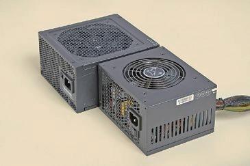 """【奥行きが短い】<br class="""""""">ATXサイズで奥行きが短い(14c m以下)製品が増えてきている。Mini-ITX用など小型のケースでもすっきり収まる"""