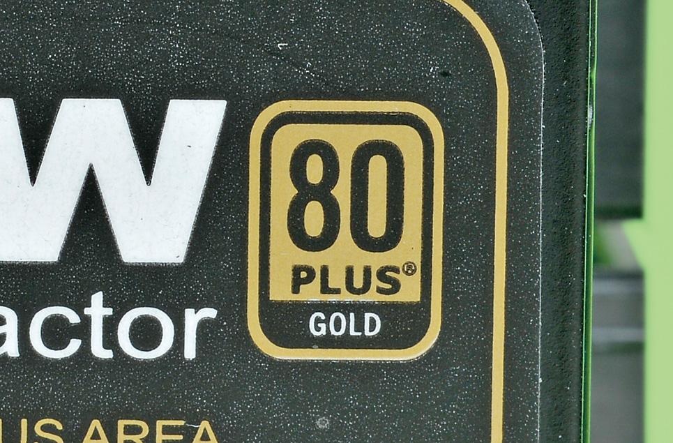 80PLUSの効果もあって、電源の変換効率も急ピッチで向上。今や80PLUS Platinum対応もめずらしくなく、電源自体の発熱も格段に減った