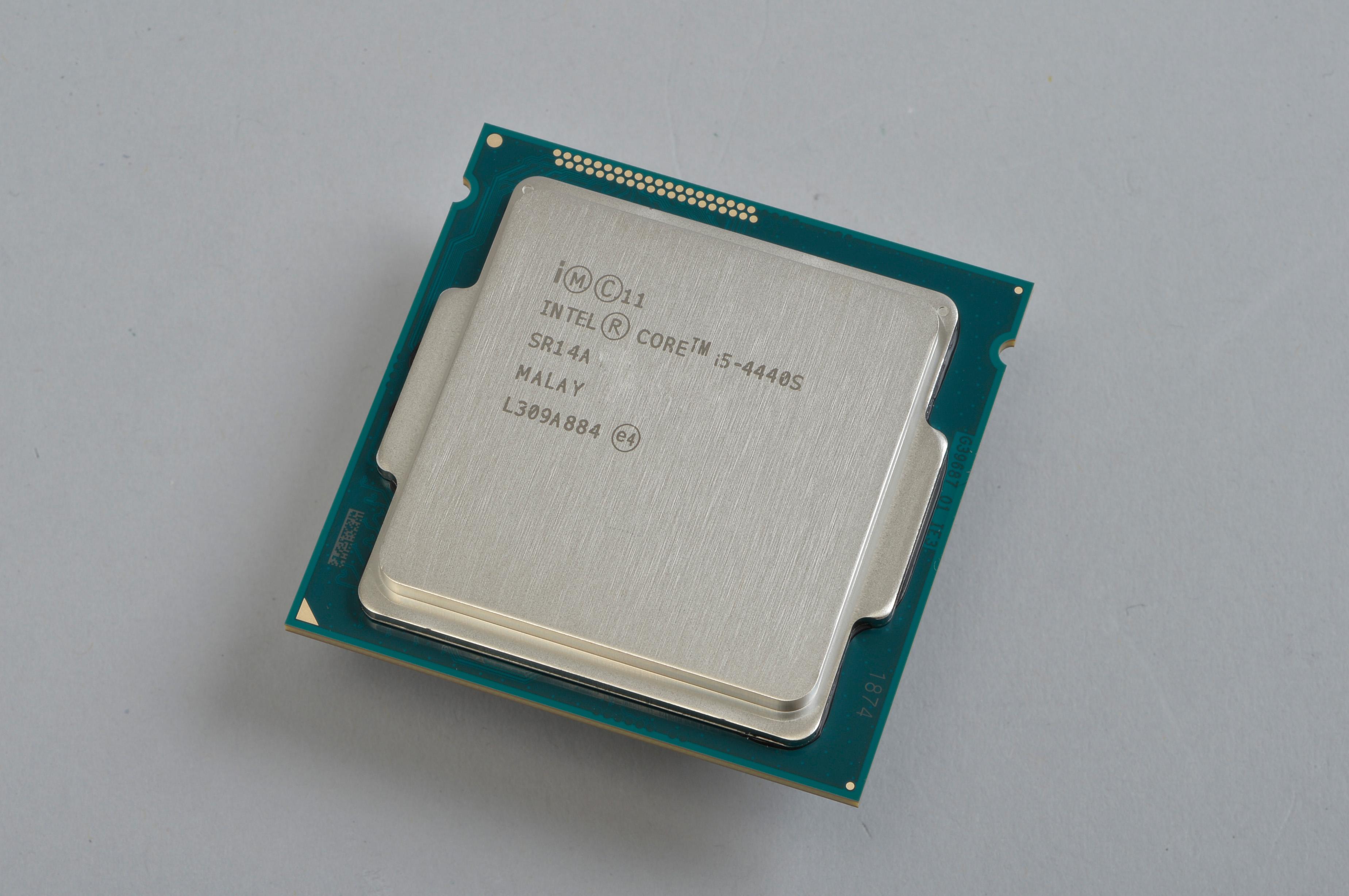 "Intel Core i5-4440S<br class="""">実売価格:21,000円前後"