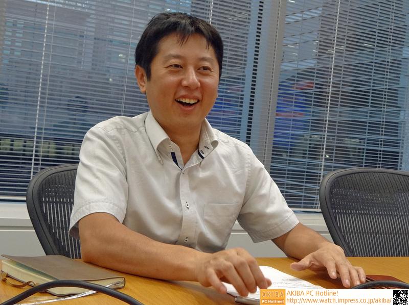 AMDの森本竜英氏