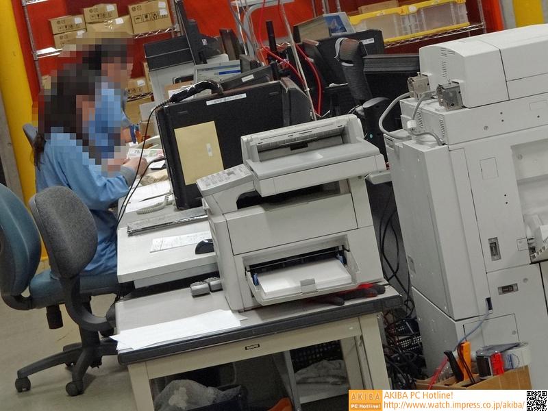 ここでは注文IDベースで「集めるべき商品」が出力され、最後の最後、発送の直前で個人情報が送り状に出力される仕組みだそう