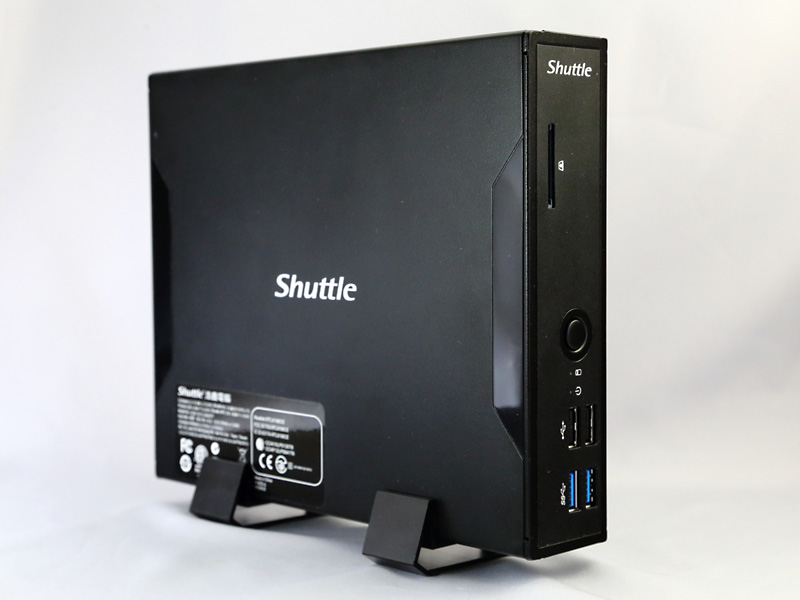Shuttle DS437T