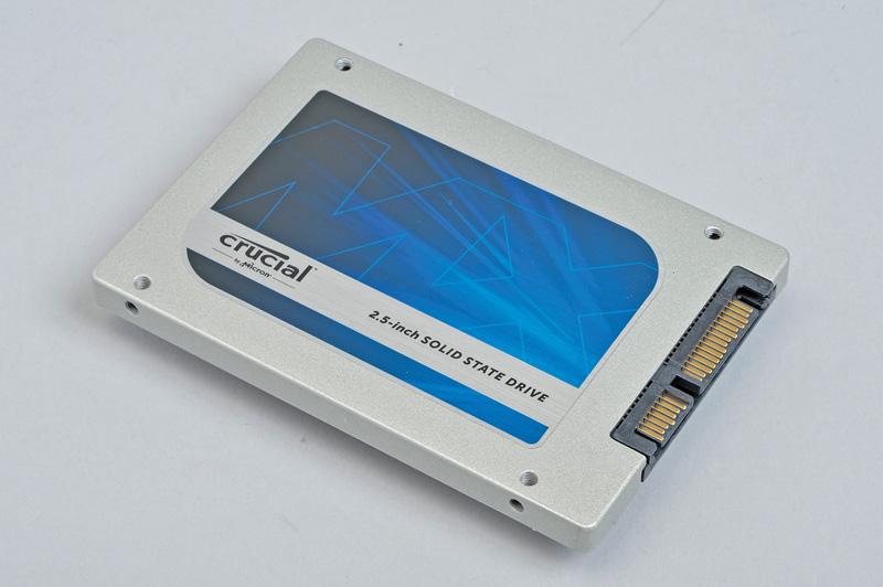 Micron Technology Crucial MX100<br>同期NANDでこの価格、新プライスリーダー