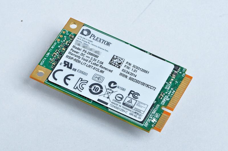 Philips & Lite-On Digital Solutions Plextor M6M<br>低消費電力&高速復帰で小型ノートPCにも最適