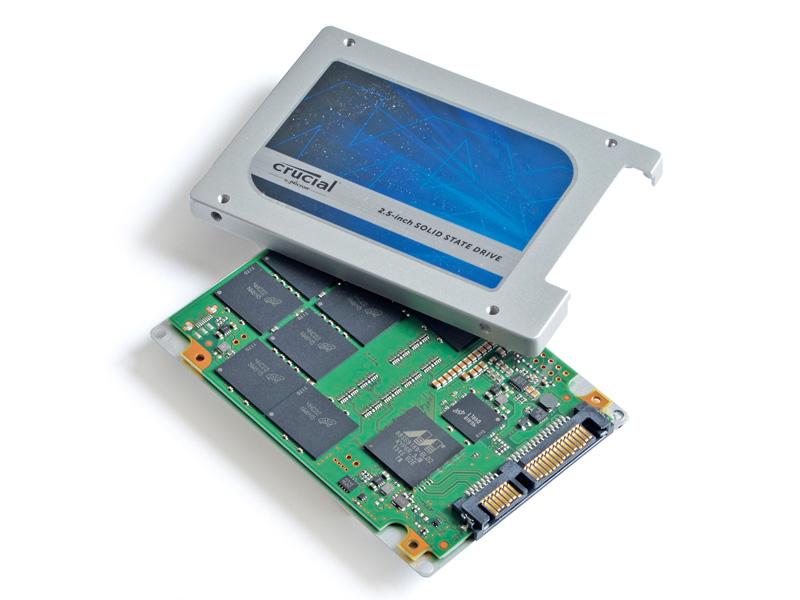 2.5インチサイズのSerial ATA対応SSD