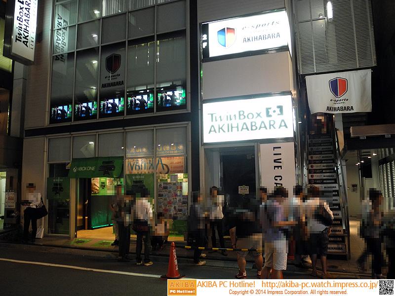 e-sports SQUARE AKIHABARAでイベントも実施中。