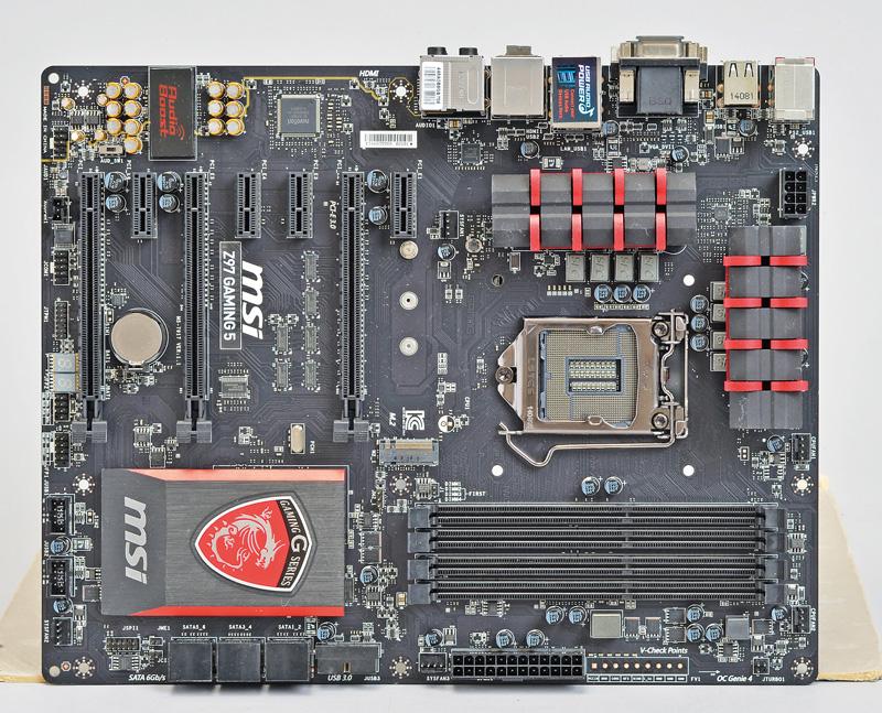 LGA1150/Intel Z97/ATX