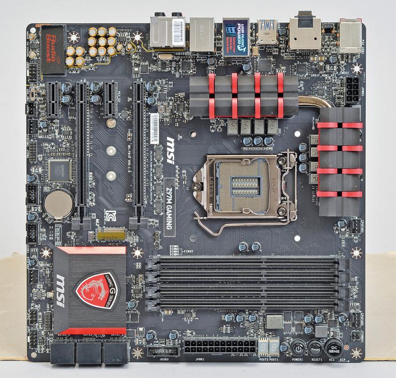 LGA1150/Intel Z97/microATX