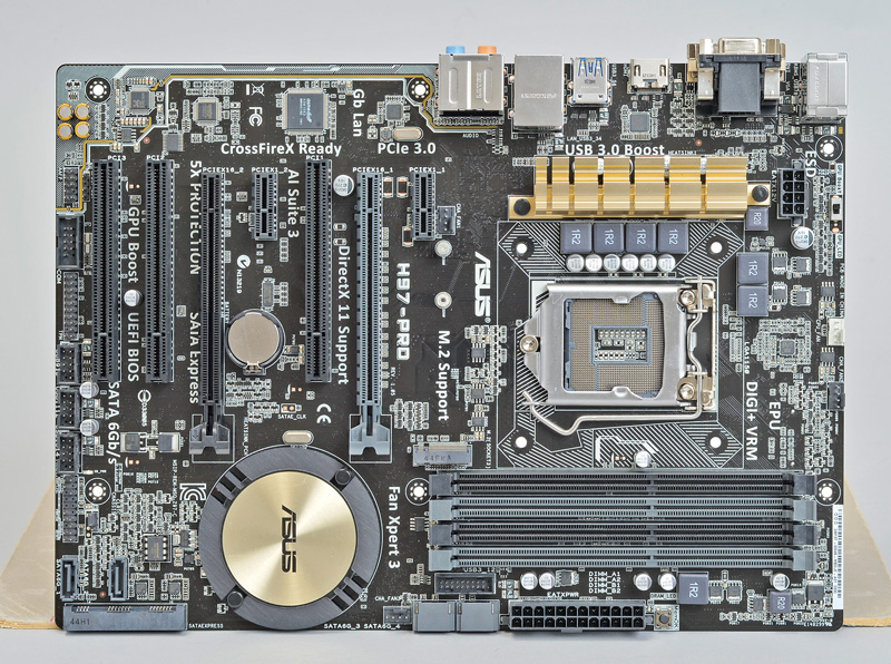 LGA1150/Intel H97/ATX