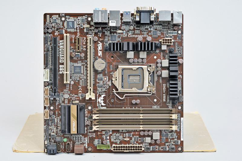 LGA1150/Intel B85/microATX