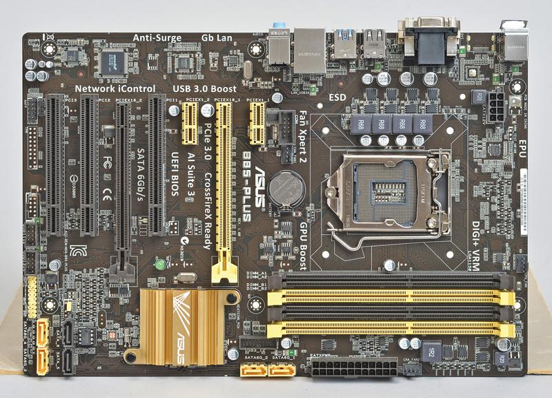 LGA1150/Intel B85/ATX