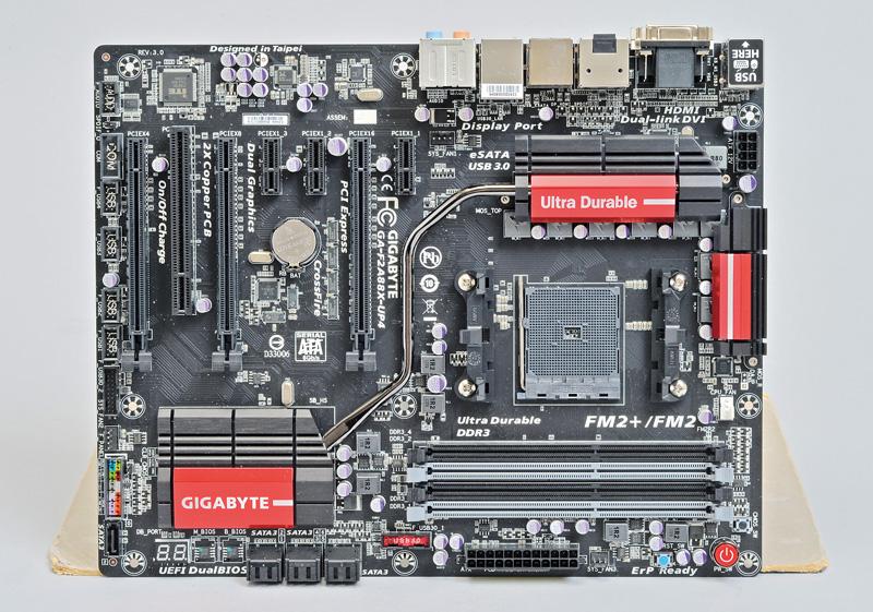 Socket FM2+/AMD A88X/ATX