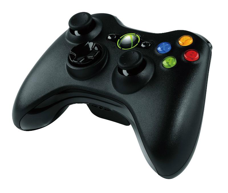 "<b class="""">Microsoft<br class="""">Xbox 360<br class="""">Wireless Controller for Windows<br class="""">実売価格:4,500円前後</b><br class="""">USB接続のレシーバとセットになったXbox 360のワイヤレスコントローラ。多くのPCゲームはXbox 360コントローラに対応しているので使いやすい"