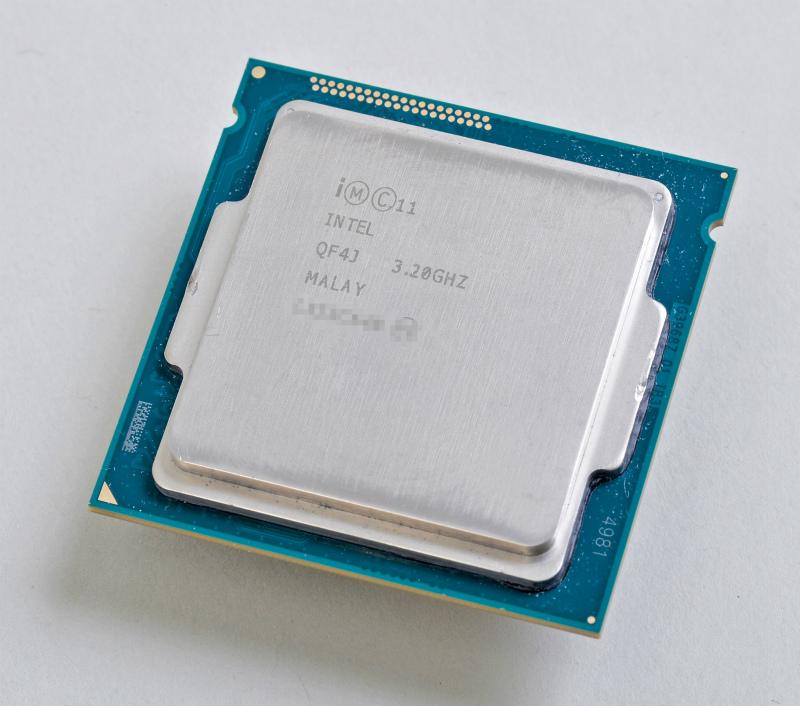 """<b class="""""""">Core i5としては低価格</b><br class="""""""">Haswell Refreshコアで4コア4スレッドとなるCore i5-4460。定格クロックは3.2GHzでTurbo Boost時は最大3.4GHzとなる。TDPは84W。Core i5シリーズの中では比較的安価なモデルだ"""
