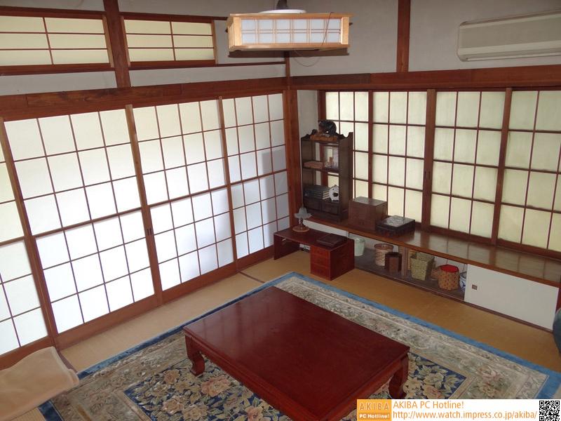 (2)1階和室