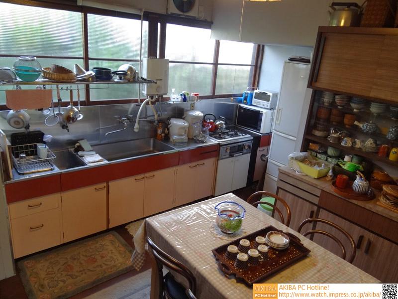 (5)1階キッチン