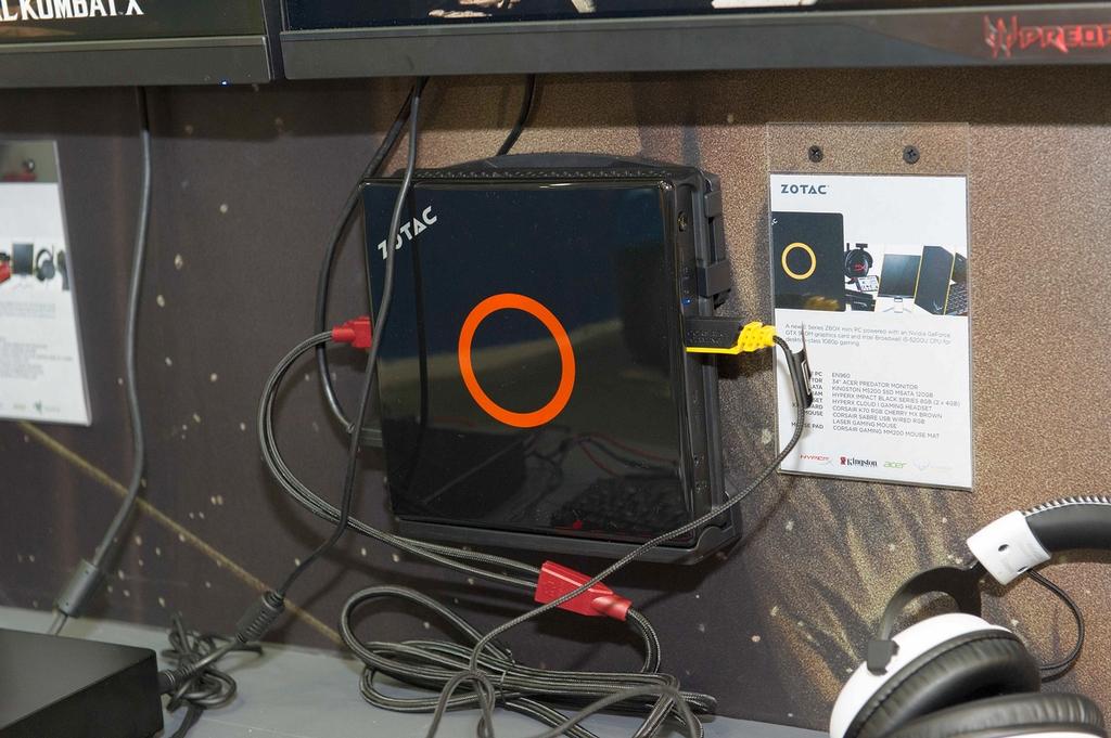 GeForce GTX 960MとBroadwell(Core i5-5200U)を搭載するゲーミングモデル「EN960」