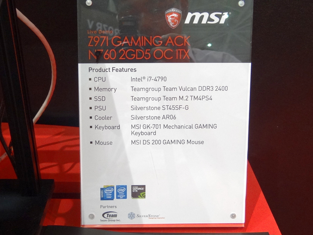 OC仕様のショート基板GeForce GTX 960ビデオカード「N960 2GD5 OC ITX」。動作クロックは「リファレンスより7~10%ほど高くなる見込み」(MSI)とか