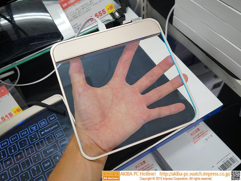"<a class="""" href=""http://www.donya.jp/item/27397.html"">透明ガラス製 タッチパッド</a><br class="""">税込5,999円"
