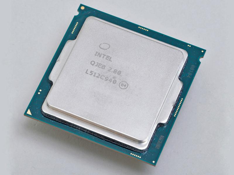 Kモデル(倍率ロックフリー)の91Wに対し、35WとTDPが大幅に低い低電圧版モデル。通常モデルとの主な違いは動作周波数のみで、4コア/ 8スレッドで動作し、グラフィックス機能としてHD Graphics 530を内蔵する点などは変わらない