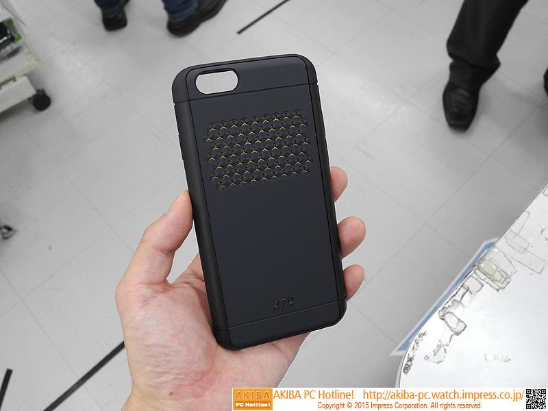 "「電波強度が向上する」iPhone 6ケース<br class="""">【関連記事】:(<a class="""" href=""http://akiba-pc.watch.impress.co.jp/docs/news/news/20150207_687370.html"">1</a>)"