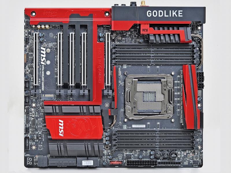 LGA2011-v3 / Intel X99 / ExtendedATX