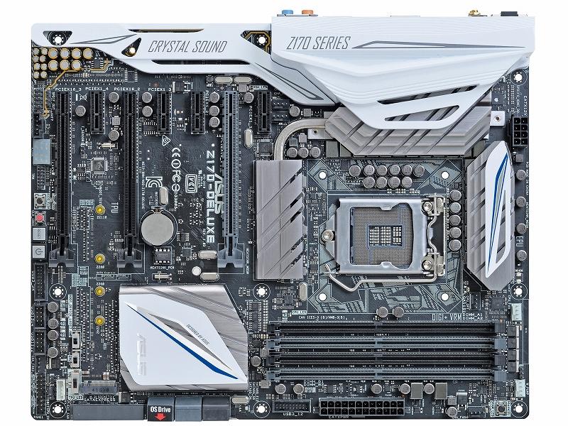 LGA1151 / Intel Z170 / ATX