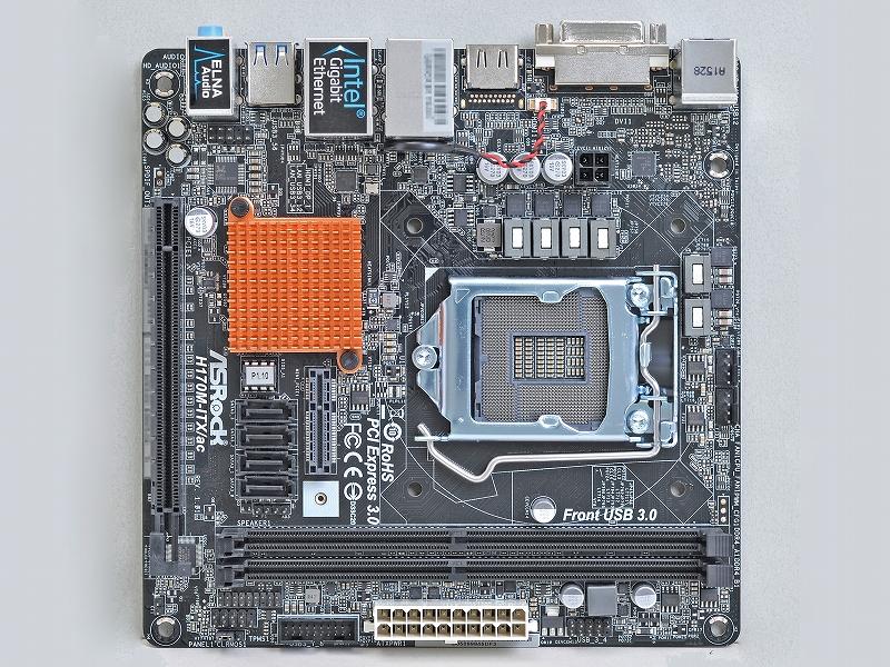 LGA1151 / Intel H170 / Mini-ITX