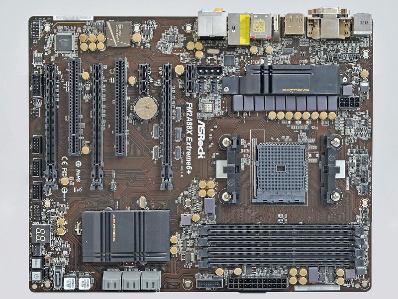 Socket FM2+ / AMD A88X / ATX