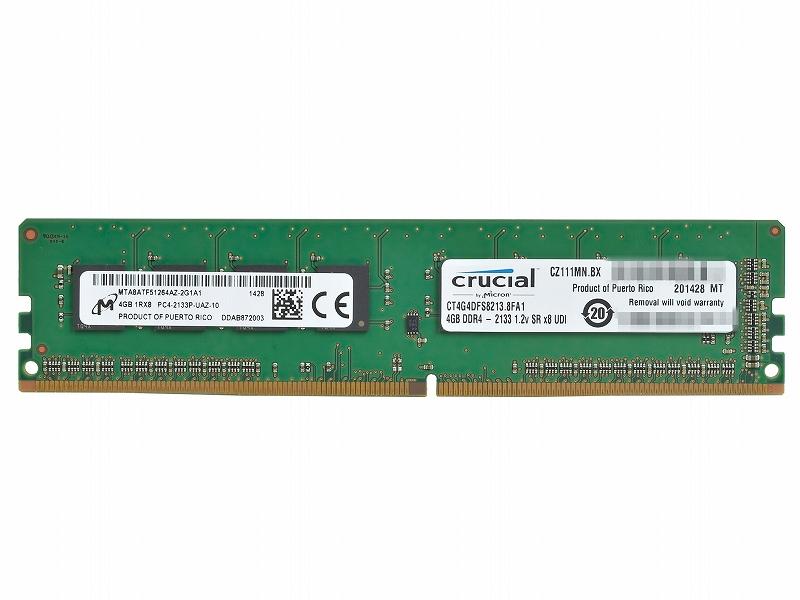 PC4-17000 / CL=15 / -
