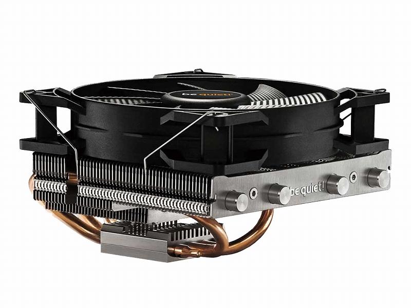 小型PC人気から薄型モデルが増加。また、CPUソケット周辺も冷やせるトップフロータイプも増加傾向だ
