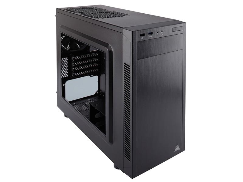 microATX / 冷却重視 / 裏面配線