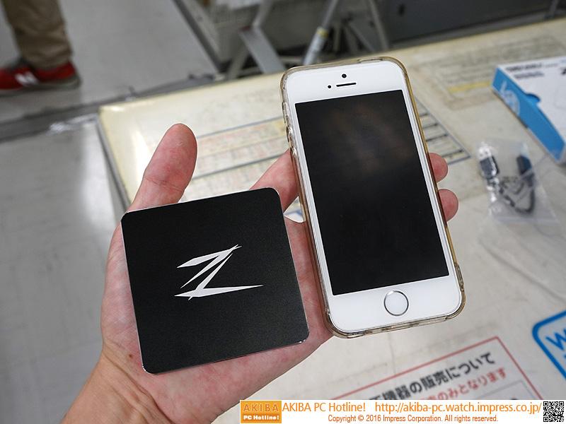 右はiPhone 5s。