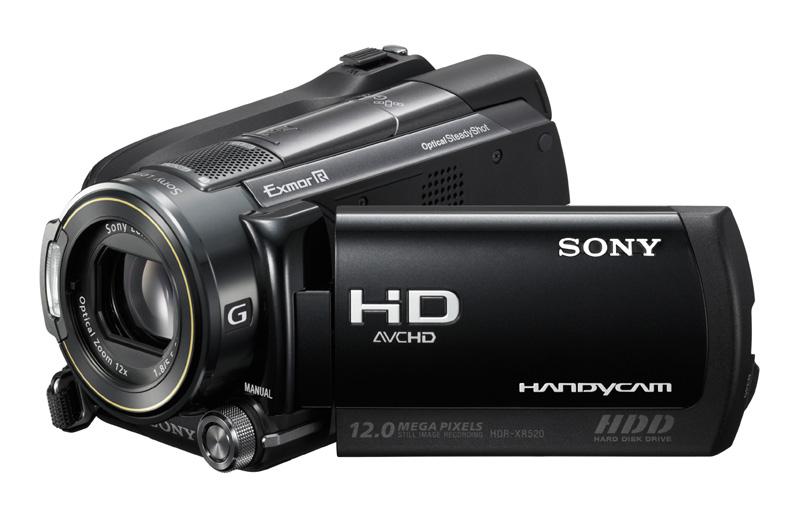 HDR-XR520V