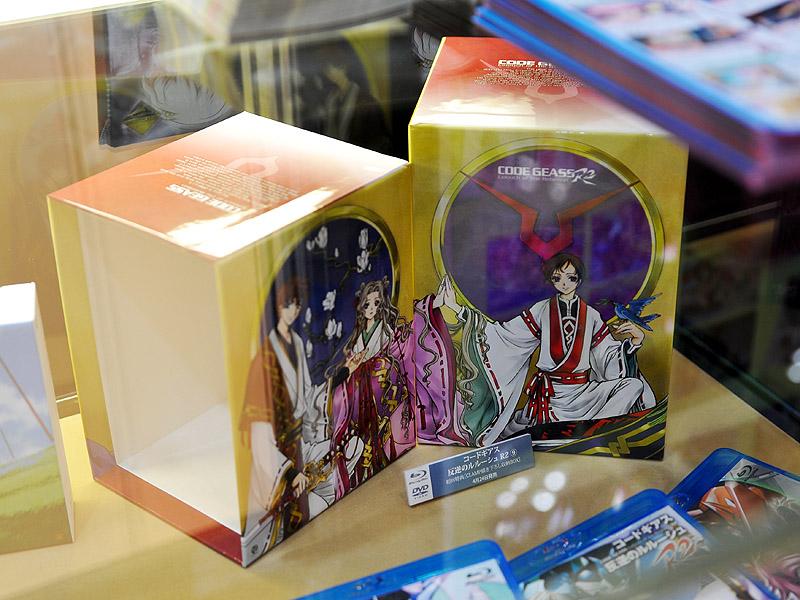 コードギアス R2 のBD/DVD-BOX