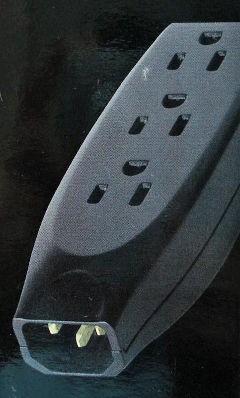 3連電源タップ「AC POWER STRIP」
