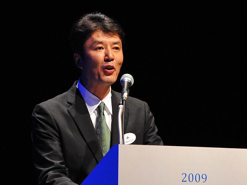 セールス エグゼクティブ・ディレクターの山内康裕氏
