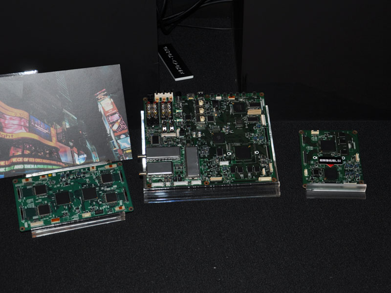 ZX8000シリーズの映像エンジン