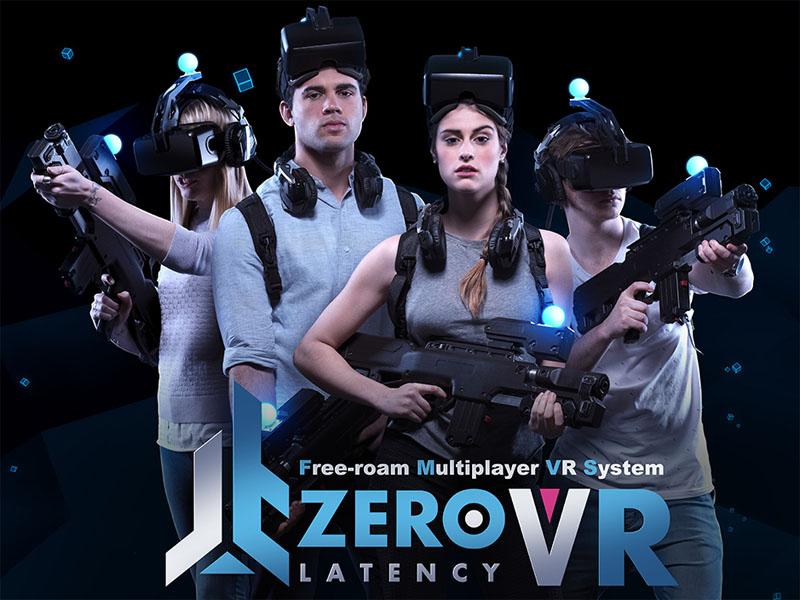 ZERO LATENCY VRのイメージ