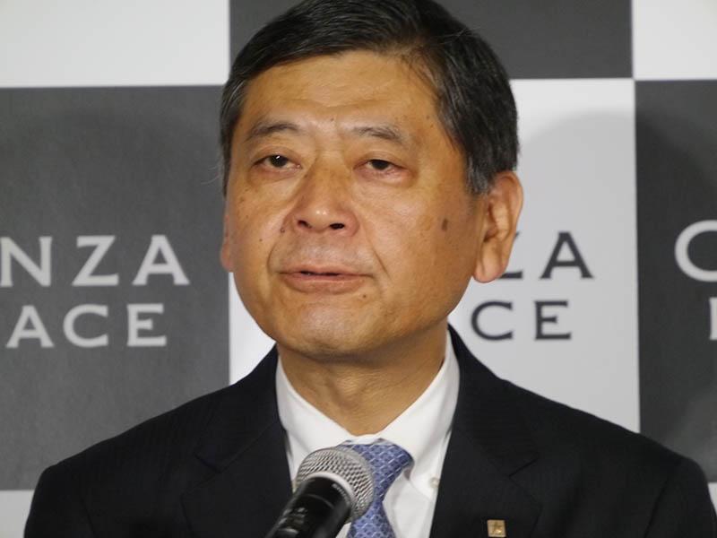 サッポロ不動産開発 生駒俊行社長