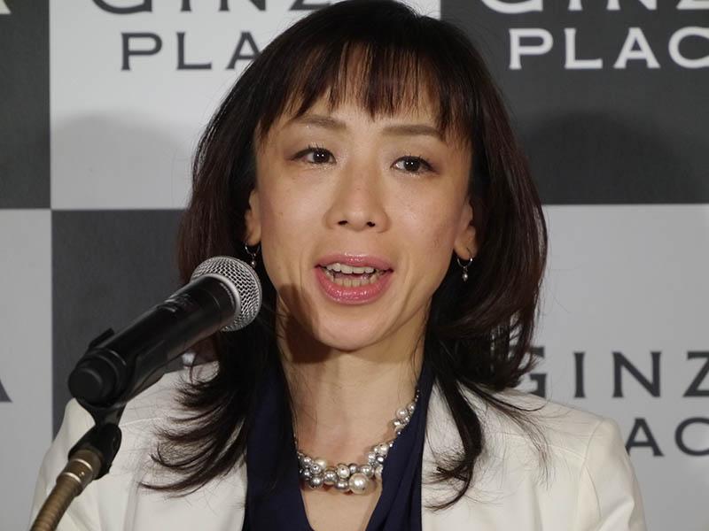 日産自動車 グローバルブランドエンゲージメント部部長の中澤千代子氏
