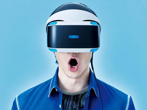 PS VRをお台場で体験できる