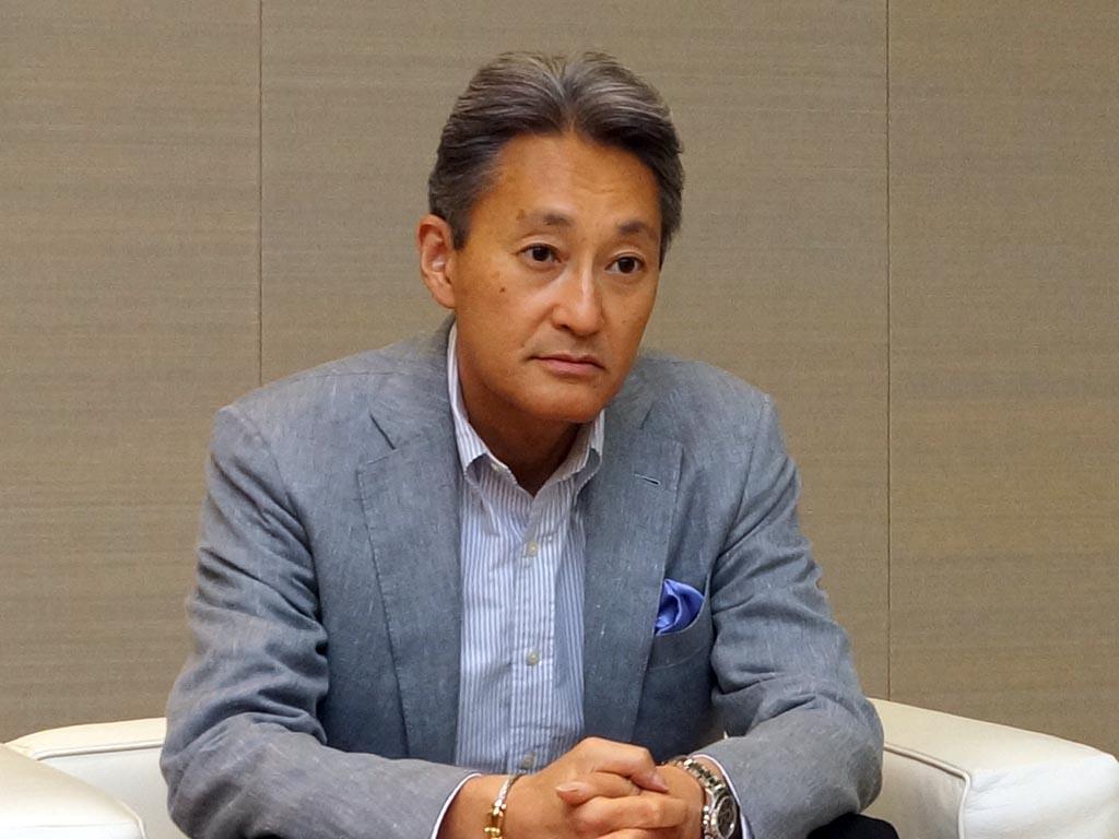 ソニー平井一夫CEO