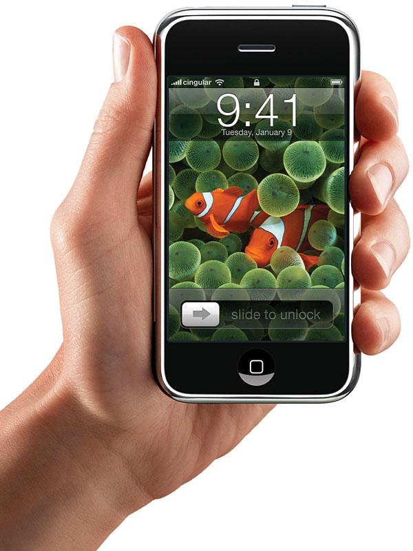 初代iPhoneは2007年1月に発表